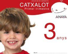 Permacultivo.es Catxalot 3 Anys. Primer Trimestre. Comunidad Valenciana Educación Infantil 3-5 Años Image