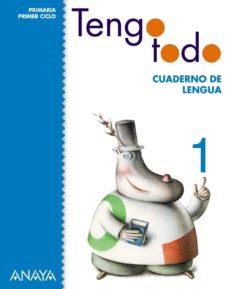 Titantitan.mx Cuaderno De Lengua 1º Educacion Primaria Primer Ciclo Proyecto Tengo Todo Image
