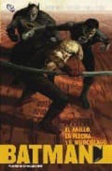 Inmaswan.es Batman: El Anillo, La Flecha Y El Murcielago Image