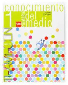 Geekmag.es Conocimiento Del Medio: Trampolin (Madrid) (1º Educacion Primaria ) Image