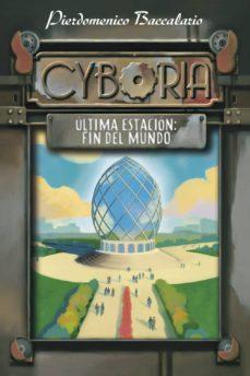 Inmaswan.es Cyboria: Ultima Estacion: Fin Del Mundo Image