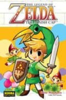 the legend of zelda (vol.5):the minish cap-akira himekawa-9788467901528