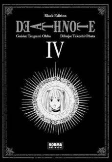 death note black edition 4 (de 6)-9788467912128