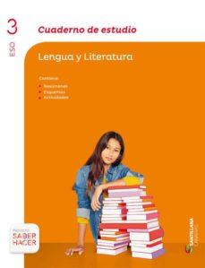 Viamistica.es Estudio Lengua 3º Eso Cuaderno Canarias Ed 2015 Image