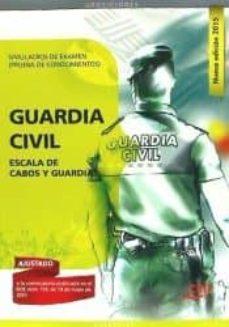 Enmarchaporlobasico.es Guardia Civilescala De Cabos Y Guardias. Simulacros De Examen (Prueba De Conocimientos) Image