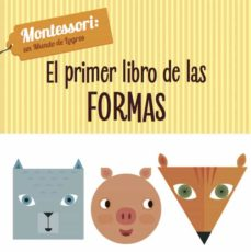 Chapultepecuno.mx Mundo De Logros :Primer Libro De Formas (Vvkids) Image