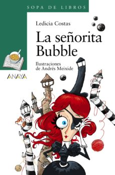 la señorita bubble (ebook)-ledicia costas-9788469836828