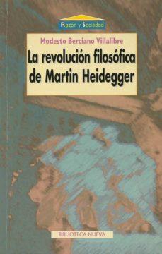 Chapultepecuno.mx La Revolucion Filosofica De Martin Heidegger Image