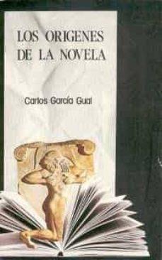 Chapultepecuno.mx Los Origenes De La Novela (3ª Ed.) Image