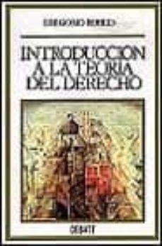 Inmaswan.es Introduccion A La Teoria Del Derecho (4ª Ed.) Image