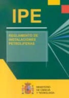 reglamento de instalaciones petroliferas-9788474749328