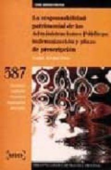 Bressoamisuradi.it La Responsabilidad Patrimonial De Las Administraciones Publicas, Indemnizacion Y Plazo De Prescripcion (Incluye Disquete) Image