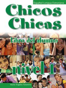 ¿Es posible descargar un libro de google books? CHICOS CHICAS 1. LIBRO DEL ALUMNO