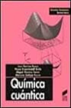 quimica cuantica-9788477387428