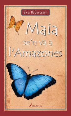 Inmaswan.es Maia Se N Va A L Amazones Image
