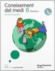 Inciertagloria.es 6º Primaria Con.medi M. Lleugera Catal Ed.2010 Image