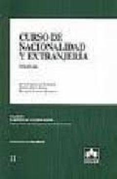 Inmaswan.es Curso De Nacionalidad Y Extranjeria (2ª Edicion 2008) Image