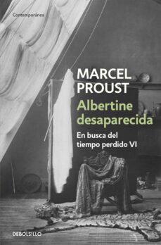 albertine desaparecida-marcel proust-9788483467428