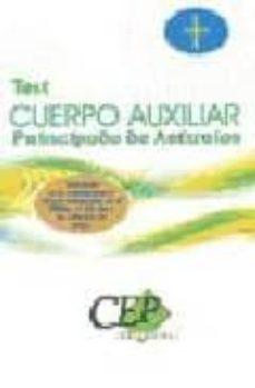Mrnice.mx Test Oposiciones Cuerpo Auxiliar Del Principado De Asturias Image