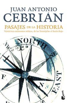 pasajes de la historia-juan antonio cebrian-9788484607328