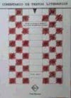 comentario de textos literarios: nivel medio. libro del alumno-felipe b. pedraza jimenez-milagros rodriguez caceres-9788485511228