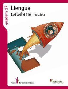 Viamistica.es Quadern 17 Llengua 6 Primaria 2 Trim Els Camins Del Saber 2014 Image