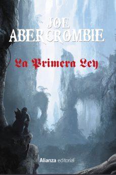 Descargas de libros de Google gratis ESTUCHE TRILOGIA LA PRIMERA LEY (Spanish Edition)