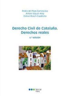 Descargar DERECHO CIVIL DE CATALUÃ'A: DERECHOS REALES gratis pdf - leer online