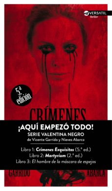 E libro de descarga gratuita CRIMENES EXQUISITOS 9788492929528 in Spanish