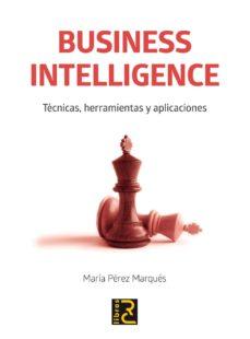 Colorroad.es Business Intelligence: Tecnicas, Herramientas Y Aplicaciones Image