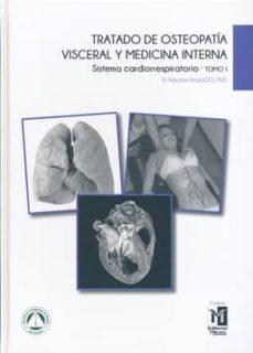 tratado de osteopatía visceral y medicina interna. tomo i-françois ricard-9788494321528