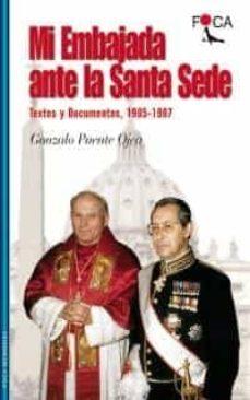 Titantitan.mx Mi Embajada Ante La Santa Sede: Textos Y Documentos, 1985-1987 Image