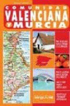 mapa comunidad valenciana y murcia (1:500.000)-9788495948328