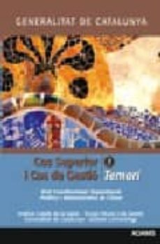 Cronouno.es Temari 1 Cos Superior I Cos De Gestio De La Generalitat De Catalu Nya Image