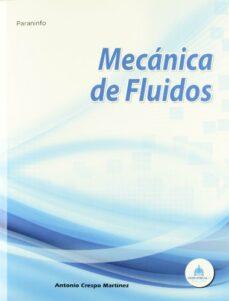 mecanica de fluidos-antonio crespo martinez-9788497322928
