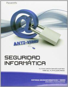 seguridad informatica-m pilar alegre ramos-alfonso garcia-cervigon hurtado-9788497328128