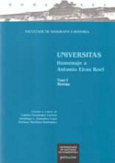 Eldeportedealbacete.es Universitas (T. I): Homenaje A Antonio Eiras Roel Image