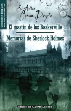 Libros de audio en línea no descargables gratis EL MASTÍN DE LOS BASKERVILLE Y MEMORIAS DE SHERLOCK HOLMES en español CHM FB2 9788497638128