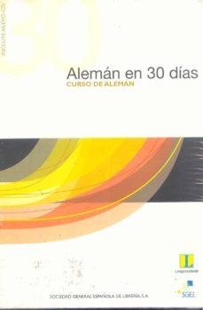 Permacultivo.es Aleman En 30 Dias (Incluye Audio-cd) Image