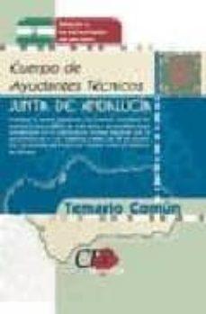 Permacultivo.es Ayudantes Tecnicos De La Junta De Andalucia: Temario Image