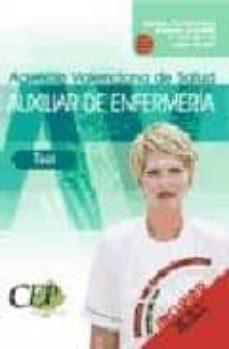Followusmedia.es Test Oposiciones Auxiliar De Enfermeria Agencia Valenciana De Sal Ud Image