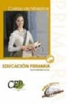 Geekmag.es Cuerpo De Maestros. Educacion Primaria. Temario Oposiciones (Vol. I) Image