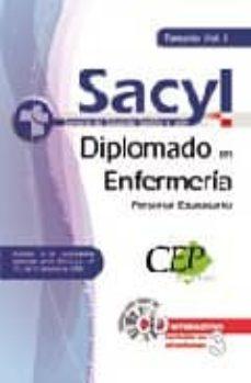 Inmaswan.es Oposiciones Diplomado En Enfermeria. Personal Estatutario Servici O De Salud De Castilla Y Leon. Temario Vol. I Image