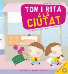 Titantitan.mx Toni I Rita A La Ciutat(cd Amb Les Cançons) Image