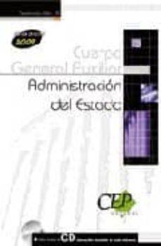 Carreracentenariometro.es Cuerpo General Auxiliar De La Administracion Del Estado. Temario, Vol. Ii Image