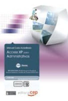 Inmaswan.es Access Xp Para Administrativos. Coleccion Formacion Continuada (E Ssscan) Image