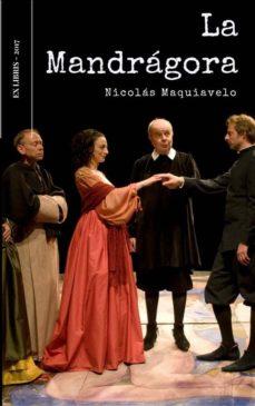 la mandrágora (ebook)-nicolas maquiavelo-9788826088228