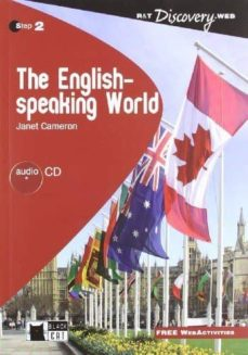 the english-speaking world. book + cd (discovery)  eso-9788853012128