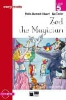 Descarga gratuita de audio e libros. ZED THE MAGICIAN (LEVEL 3) (INCLUYE CD)