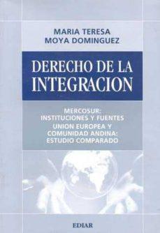 Alienazioneparentale.it Derecho De La Integracion Mercosur: Instituciones Y Fuentes Union Europea Y Comunidad Andina Image
